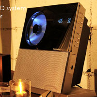 Personal CD SYSTEM CR201
